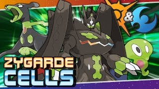 Pokémon Sun and Moon - How to Get Zygarde Complete Form | Cell & Cores Location Guide! by Munching Orange
