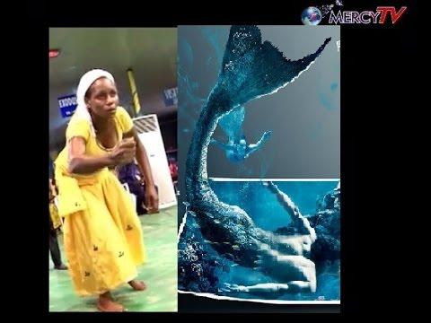 MARINE SPIRIT IN DEEP OCEAN REVEALED