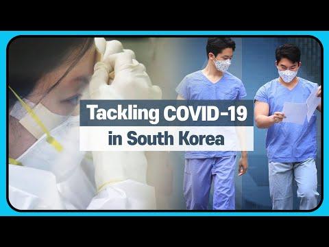 [Tackling COVID-19 in South Korea] 유튜브 동영상 보러가기