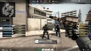 ESEA EU l BPRO VS WySix | bo1 l by @Jay_TB