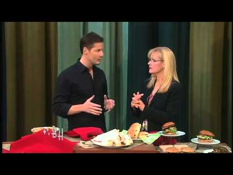 Eat This Not That – David Zinczenko on The Bonnie Hunt Show