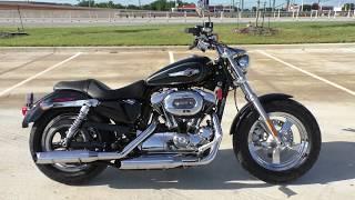 9. 440315   2015 Harley Davidson Sportster 1200 Custom   XL1200C Used motorcycles for sale