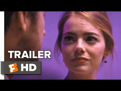 La La Land Official Trailer - 'City of Stars' Teaser (2016) - Emma Stone Movie (видео)