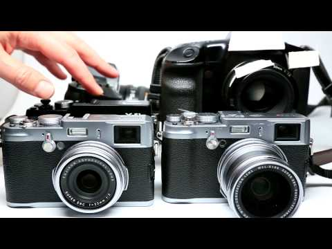 Fuji X100s Shutter Sound Comparison vs Other Cameras