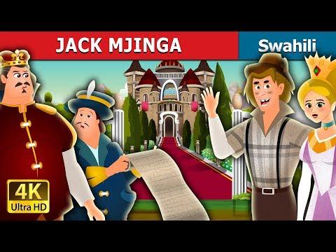 JACK MJINGA | Hadithi za Kiswahili | Swahili Fairy Tales