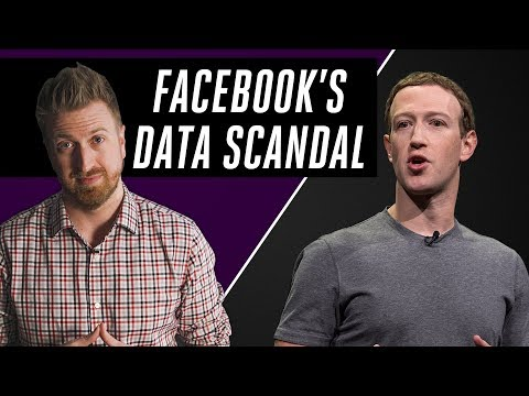 Facebooks Cambridge Analytica data scandal, explained