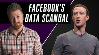 Download Video Facebook's Cambridge Analytica data scandal, explained MP3 3GP MP4