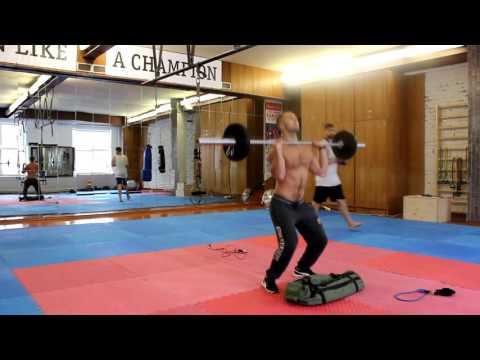 Супер интенсив Плечи верх спины и прыжки на скакалке - DomaVideo.Ru