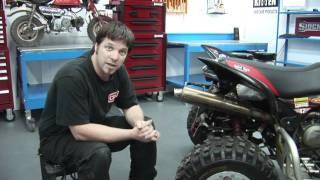 9. 2010 Honda TRX700XX Rallye Review.wmv