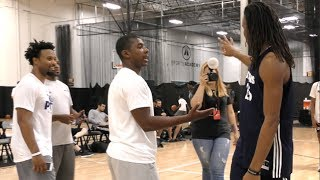 adidas Nations Playlisthttps://www.youtube.com/playlist?list=PLlFcEls7NJrnY7uW9CpOddJLUL9BmTpSTSUBSCRIBE To InTheLab For Morehttp://youtube.com/whogotnextghttp://youtube.com/officialshiftteamhqFollow us on social media-Instagramhttp://instagram.com/ten000hourshttp://instagram.com/inthelabnewshttp://instagram.com/InTheLabLifeStylehttp://instagram.com/thesportsphysicisthttp://instagram.com/DR__ROBhttp://instagram.com/navin_itl-Twitterhttp://twitter.com/ten000hourshttp://twitter.com/inthelabnewshttp://twitter.com/ITLlifestyleFacebookhttps://www.facebook.com/ten000hours/