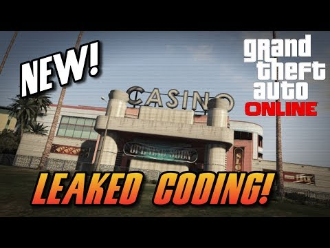 GTA 5 Casino DLC – Leaked Casino Poker, Blackjack, Roulette, & Slots! (GTA 5 Online Coding)