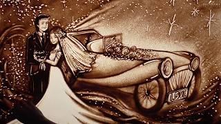 """New Draw Art In Memory Of Chester Bennington [Linkin Park]https://youtu.be/vTVDg1T45w8 -~-~~-~~~-~~-~-Love story of Bride and Groom from Liverpool and Barcelona. Wedding style video as a gift friends to newly married +48881316427 : Booking wedding Artist / Zamówić Pokaz Artystyczny : malowanie piaskiem na weseleoffice@galitsyna-show.comwww.galitsyna-show.comSpecjalnie ne wesele Piotra i Jadwigi grupa artystyczna Tetiany Galitsyny stworzyła wyjątkowy film malowany piaskiem który opowiada Historię Miłości tej niesamowitej pary.Zapraszamy obejrzyć Love Story opowiedziane piaskiem.Taki film jest niezwykłą piamiątką na całe życie.Film weselny Love Story - animacje piaskowe w wykonaniu #GalitsynaArtGroupPokaz malowanie piaskiem jest nową i wyjątkową formą atrakcji na wesele.Studio pokazów artystycznych Galitsyna Art Group wykonuje show sztuk wizualnych : malowanie piaskiem lub animacje piaskowe na weselach w całej Polsce i Europie.Nasze pokazy sztuk wizualnych na weselach wykonujemy w postaci: Love Story / Historia Miłości / Historia Miłosna Państwa Młodych lub Podziękowanie Rodzicom / Podziękowanie dla Rodziców.Każdy pokaz artystyczny tworzymy według indywidualnego scenariusza na podstawie Pańtwa życzeń.Taki wyjątkowy pokaz """"rysowanie na piasku"""" wzruszy do lez wszystkich Państwa gości.#GalitsynaArtGroup - studio pokazów artystycznych Tetiany Galitsyny - zwyciężczyni programu """"Mam Talent"""" na TVN"""