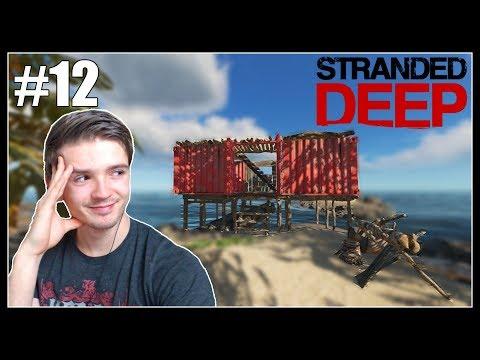 NEJSEM BEZDOMOVEC!! - Stranded Deep #12