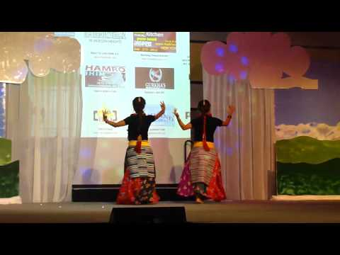 Euta manche maan parcha-miss nepal usa 2012