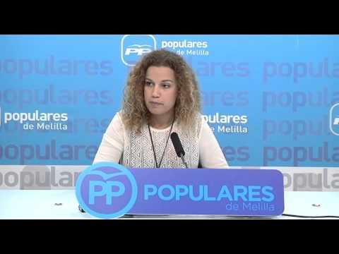 El PSOE de Melilla no está en condiciones de pedir la dimisión de nadie.