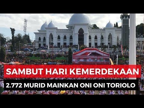 Tampilkan Oni-oni Toriolo, Pemkab Soppeng Raih Rekor Muri
