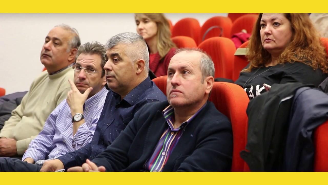Επιμόρφωση Ambassadors 4 Europe, Αθήνα 29-30.10.2016