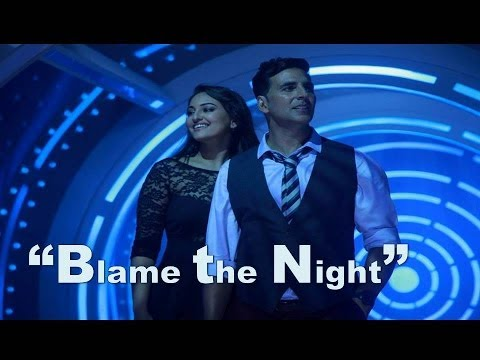 Blame the Night (OST by Arijit Singh, Aditi Singh Sharma, Piyush Kapoor)