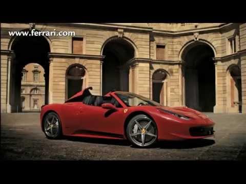 Ferrari 458 Spider (Commercial)