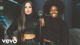 Video Demi Lovato - Too Good At Goodbyes (Sam Smith cover) in the Live Lounge MP3, 3GP, MP4, WEBM, AVI, FLV Januari 2018