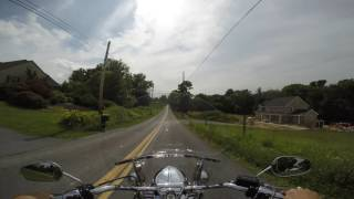 1. 2009 Harley Davidson Road King test drive review