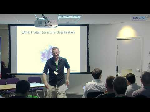 05: CATH: protein structure classification database (Ian Sillitoe, UCL)