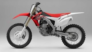 8. 2016 Honda CRF450R | 53.0 hp at 9000 rpm