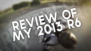 8. Review of my 2013 R6