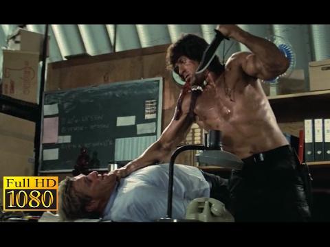 Rambo First Blood 2 (1985) - Rambo & Murdock Deadly Conversation Scene (1080p) FULL HD