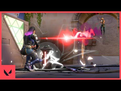 Episódio 1: Ignition // Trailer Oficial de Gameplay de Lançamento - VALORANT
