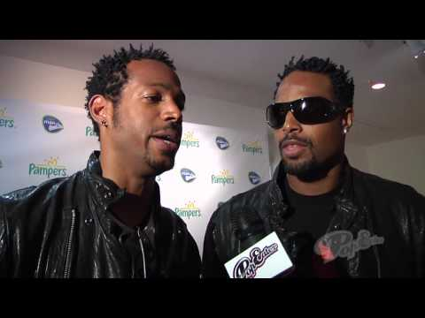 Shawn & Marlon Wayans chat with PopEater