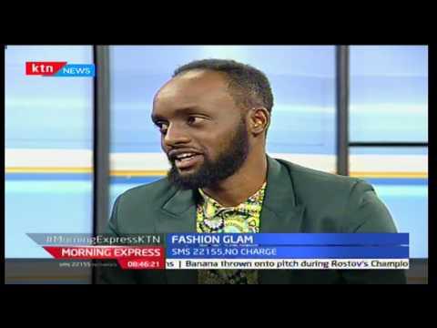 Friday Chat: The Kenyan fashion glam(part 1), 30/9/2016
