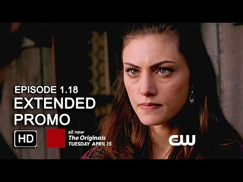 The Originals 1.18 Preview