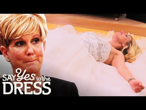 Famous Country Singer Bride Has 13 Days to Find a Wedding Dress   Say Yes To The Dress Atlanta