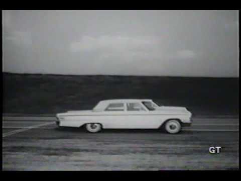 1963 Chevrolet Impala vs Ford Galaxie - Chevy TV commercial