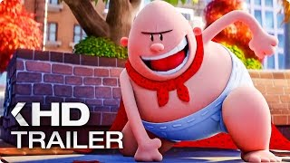 Nonton Captain Underpants  The First Epic Movie Trailer  2017  Film Subtitle Indonesia Streaming Movie Download