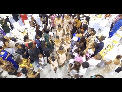 Wedding Entrance - Yemi Alade Ft Selebobo NA GODE