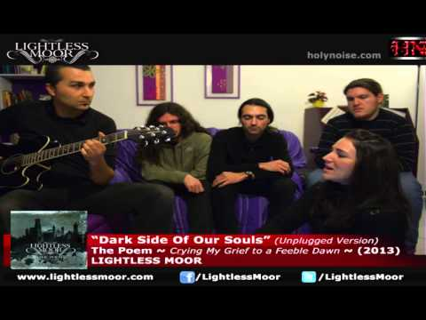 LIGHTLESS MOOR - Dark Side Of Our Souls [Unplugged Version @ 2013.04.05]