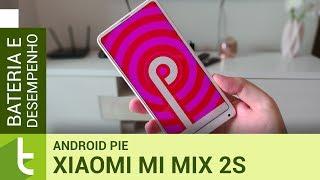 Tudocelular - Xiaomi Mi Mix 2S tem desempenho turbinado pelo Android Pie sem afetar bateria
