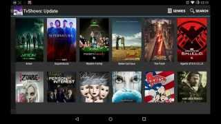Top five movie apps for android  2015