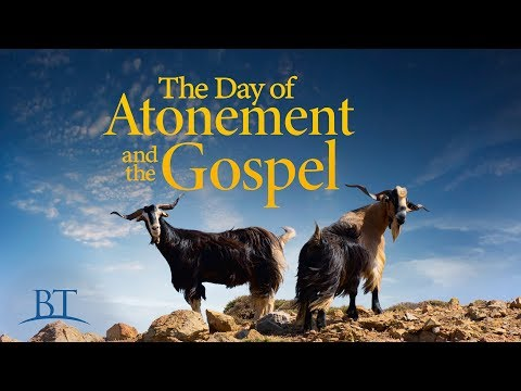 Beyond Today -- The Day of Atonement and the Gospel