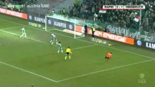 Salihi trifft zweimal gegen Wacker Innsbruck