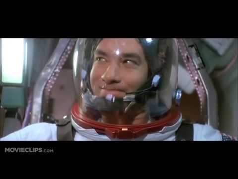 Why Me? - The Reluctant Astronaut
