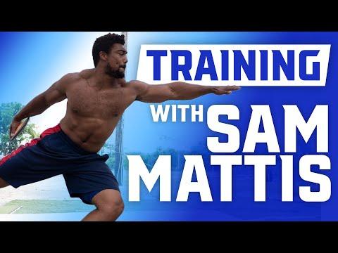 What Makes An ELITE DISCUS Thrower? | Sam Mattis Discus Training