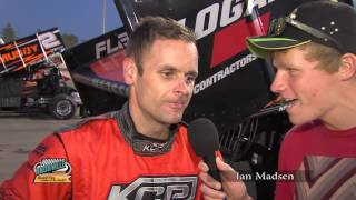 410 Heat Race Winners - May 21