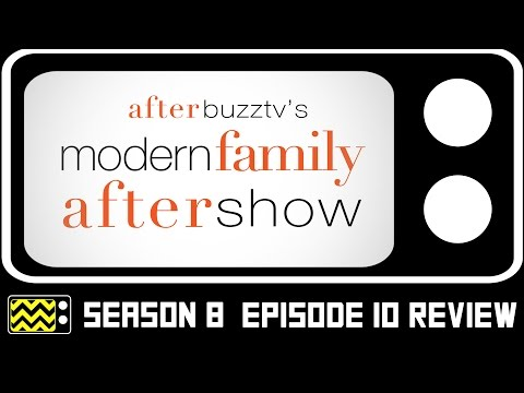 Modern Family Season 8 Episode 10 Review & After Show | AfterBuzz TV