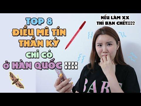 NẾU LÀM XX THÌ BẠN CHẾT!? Top 8 điều Mê Tín Thần kỳ chỉ có ở Hàn Quốc!! - Thời lượng: 5:35.