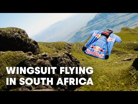 BASE Jumps In South Africa