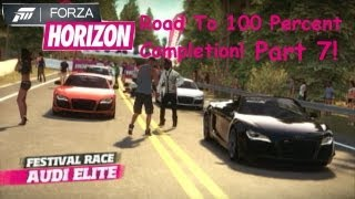 Nonton Forza Horizon - Forza Horizon Road To 100 Percent Completion Part 7 Audi Elite R8 GT Spyder Race Film Subtitle Indonesia Streaming Movie Download