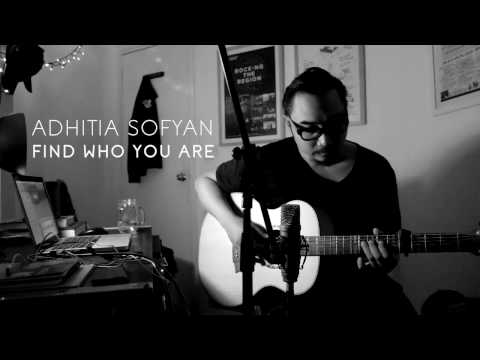 """Adhitia Sofyan """"FIND WHO YOU ARE"""" - live from the bedroom"""